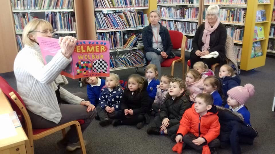 Rhoose Community Library